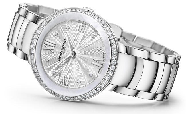Baume & Mercier Promesse Replica Watch celebrates International Women's Day