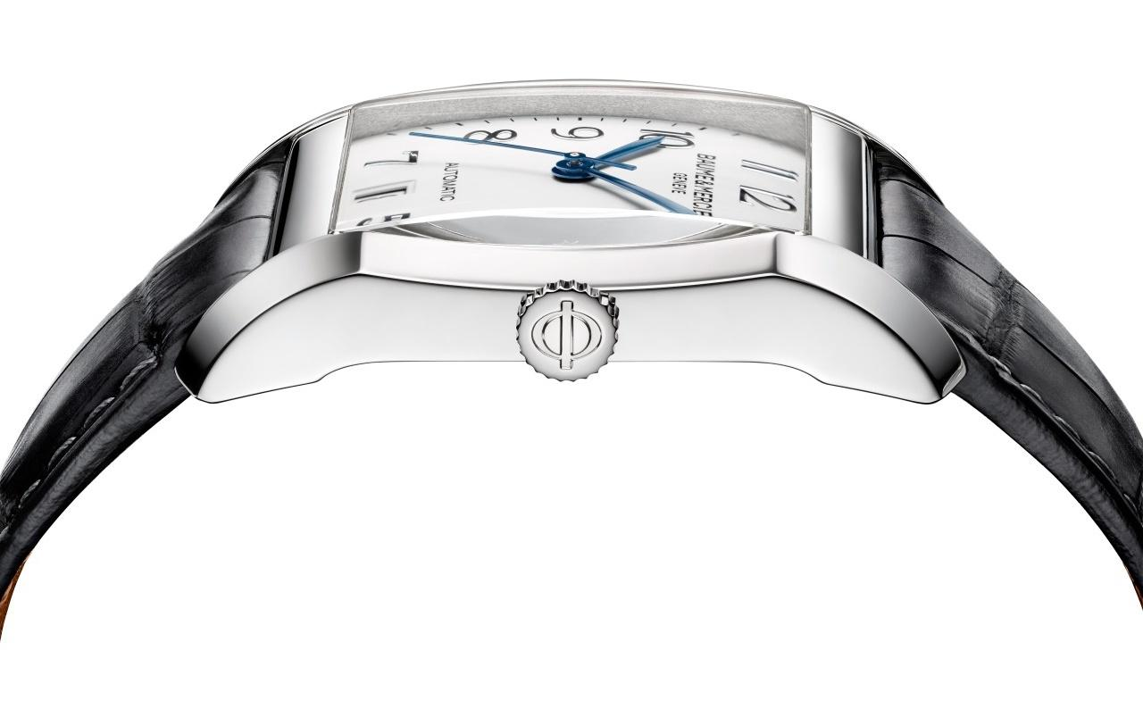 SIHH 2015: Steel Replica Baume & Mercier Hampton Automatic Watch