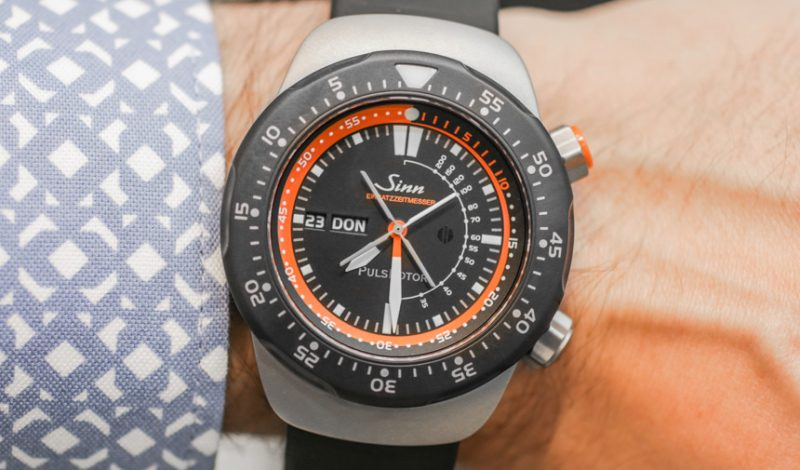 Can I Buy Sinn EZM 12 Air Rescue Watch Hands-On Replica Watches Free Shipping