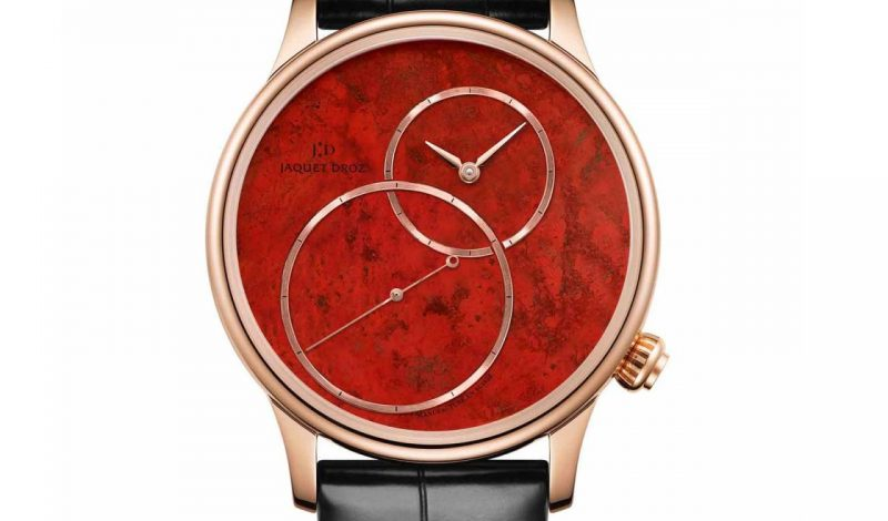 Jaquet Droz – Grande Seconde Off-Centered limited edition model Only Watch  Eta Movement Replica Watches