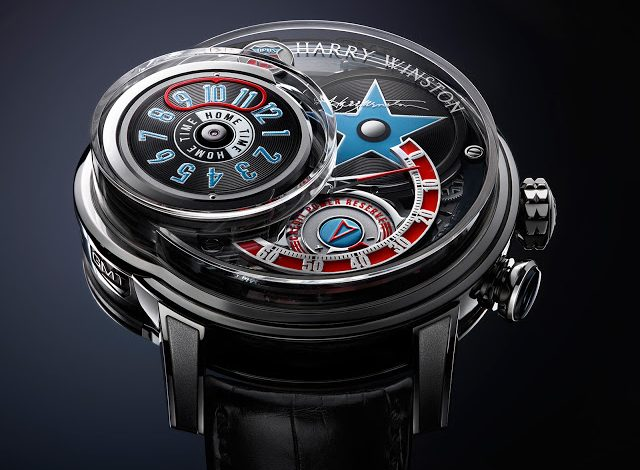 Replica Buying Guide Harry Winston Introduces the Opus 14, Featuring a Jukebox Automaton Complication (with Pricing)